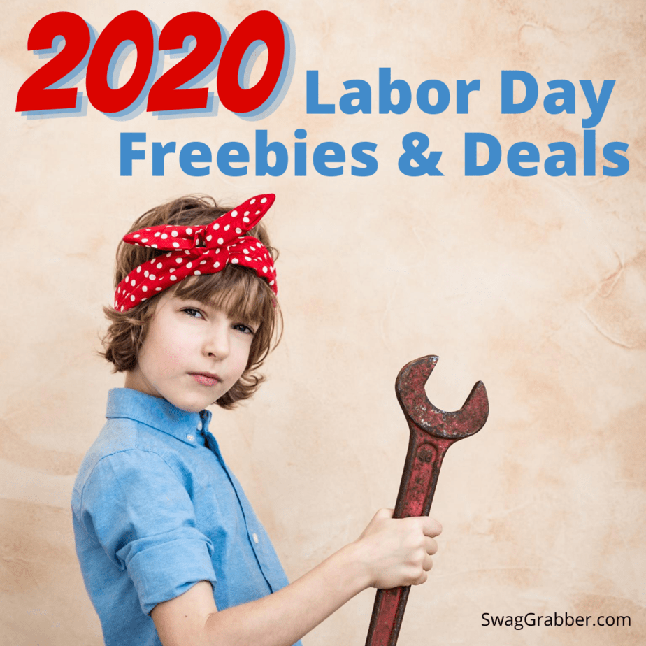 2020 Labor Day Freebies & Deals