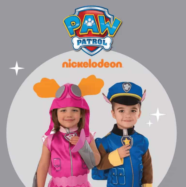 Your Kiddos Will LOVE This FREE Paw Patrol Trick or Treat Event at Target
