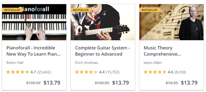 Teach Yourself (Or Your Kid) to Play an Instrument Using Online Tools