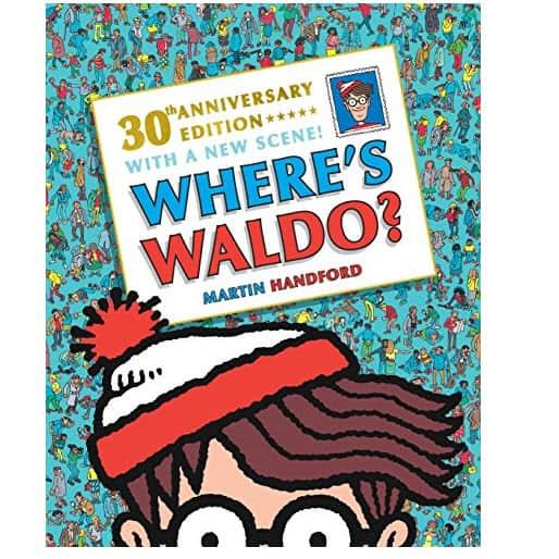 Where's Waldo? 30th Anniversary Edition .99 (.99 Retail)
