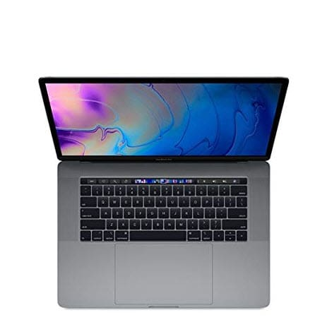 Apple MacBook Pro 15-inch w/ Touch Bar 6-Core Intel Core i7 Now 89 (Was ,600)