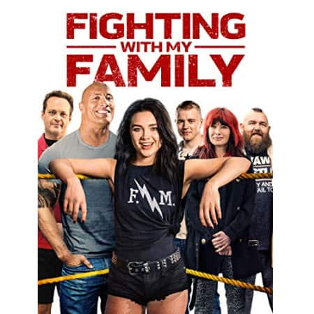 Fighting With My Family Rental Only $0.99