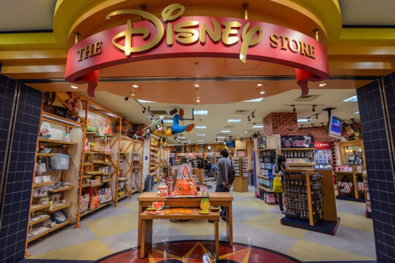 Free Haunted Halloween Party at Your Local Disney Store