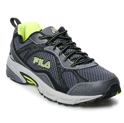 3 Pairs of FILA Windshift 15 Mens Running Shoes ONLY .98 (Was 9.97)