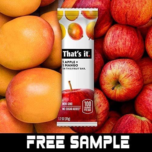 FREE That's It Fruit Bar Sample