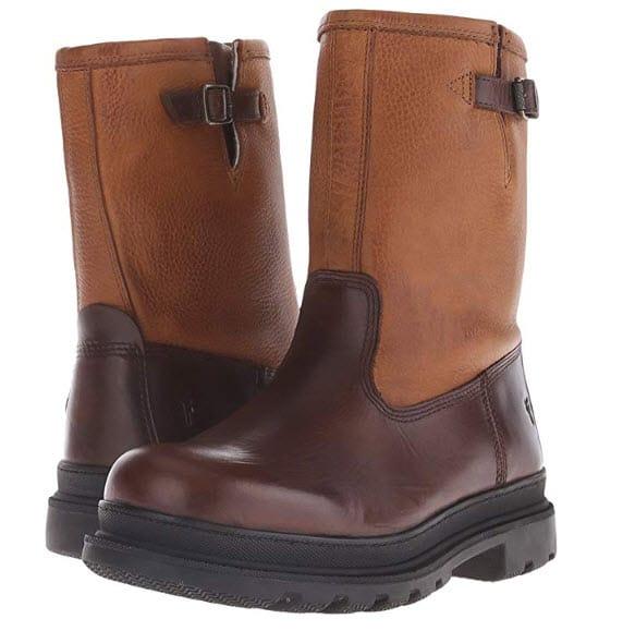 FRYE Men's Riley Pull On Rain Boot Now .55