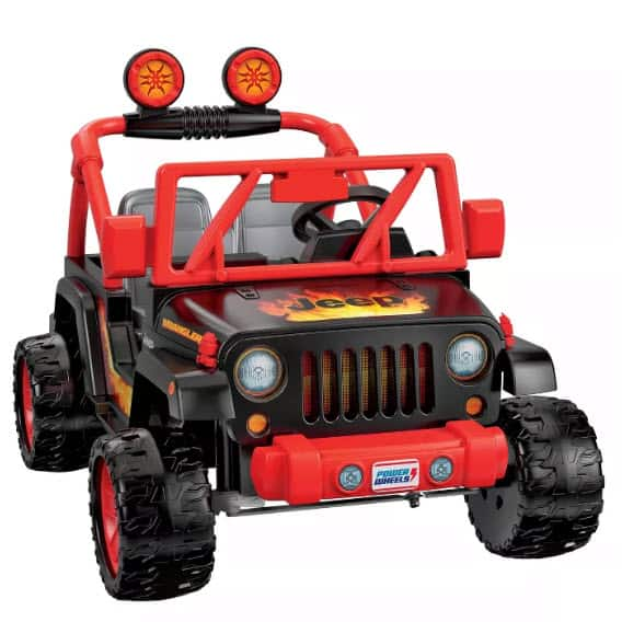 Fisher-Price Power Wheels Tough Talking Jeep 9 w/ Stacking Discounts (Was 9)