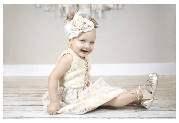 Girls Boutique Dress for Pictures Only .99 w/ Free Shipping