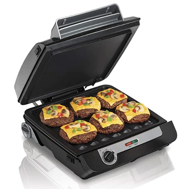 Hamilton Beach Electric Indoor Searing Grill Now .99 (Was .99)