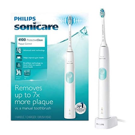 Philips Sonicare ProtectiveClean 4100 Electric Toothbrush Now .95 (Was .99)