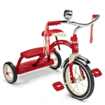 Buy Radio Flyer Classic Red Dual Deck Tricycle