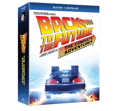 Back to the Future: The Complete Adventures Collection