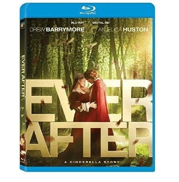 Ever After Movie on Blu-ray Now .99 Was .99