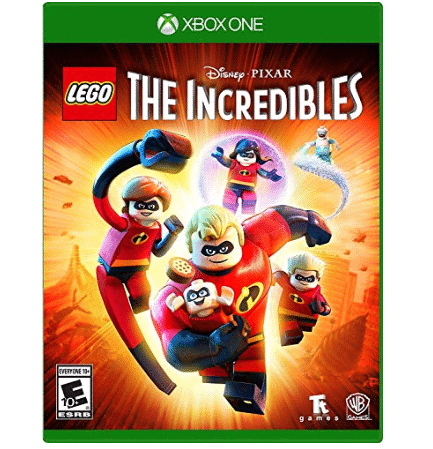 LEGO Disney Pixar's The Incredibles - Xbox One Now .99 (Was .99)
