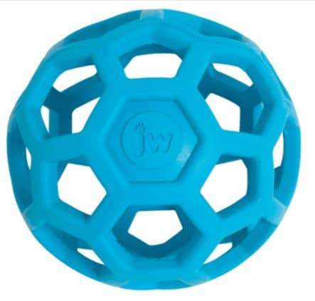 JW Hol-ee Roller Original Treat Dispensing Dog Ball Now .50 + Free  Credit