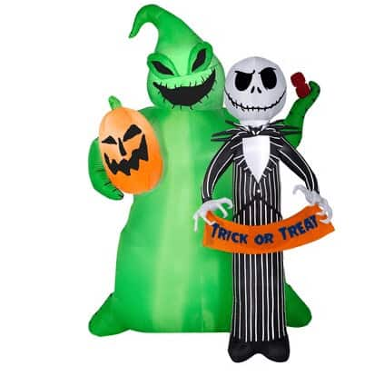 Lowe's Halloween Clearance - 50% Off Inflatables & Lights