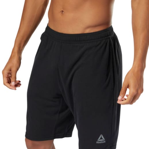 Extra 60% off Reebok Clearance = Men Training Essentials Jersey Short Now .99 (Was )