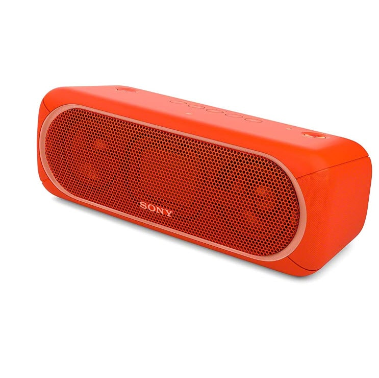Sony XB40 Portable Wireless Speaker with Bluetooth Lights Now .99 (Was 8.00)