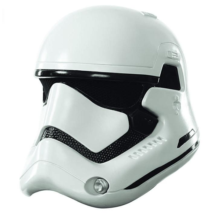 The Force Awakens Adult Stormtrooper 2-Piece Helmet