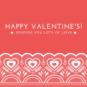 Happy V day Sending