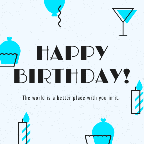 Happy Birthday - Better Place