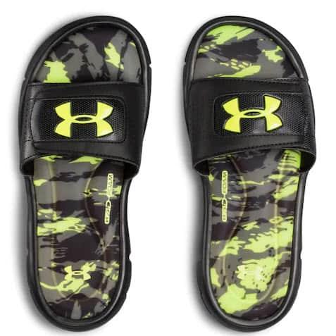 Under Armour Ignite Kids' Slide Sandals Now .80 (Was )