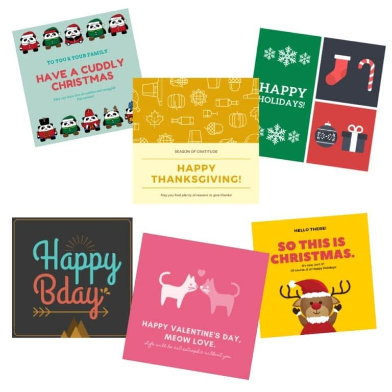 24 FREE Printable Holiday Stickers + Get 10 Mailed to You for Only