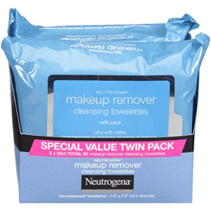 Neutrogena Makeup Remover Cleansing Towelettes 2-Pack Now .68 (Was .96)