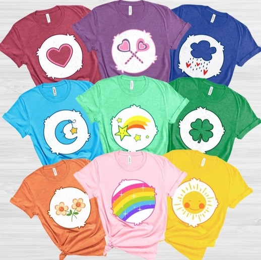 Soft Cute Bear Costume Tees Only .99