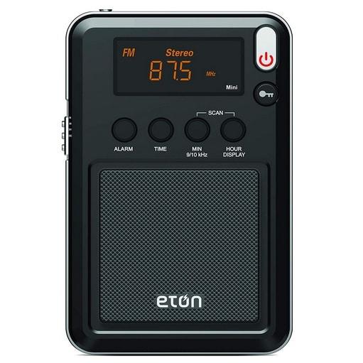 Eton Mini Compact AM/FM/Shortwave Radio Now .58 (Was .99)