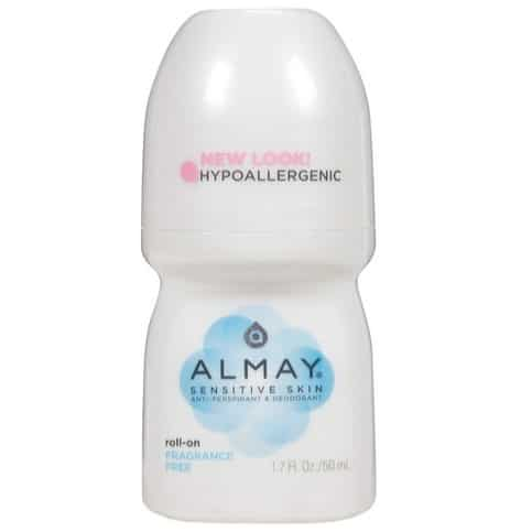 Almay Roll-On Fragrance Free Only .90