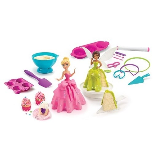 Real Cooking Ultimate Princess Baking Set with 50+ pieces Now .50 (Was .99)