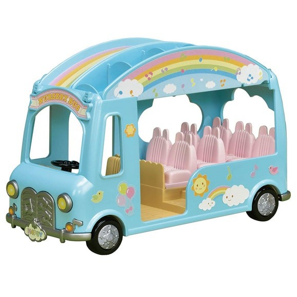 Calico Critters Sunshine Nursery Bus Now .02 (Was .95)