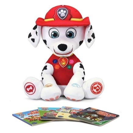 VTech PAW Patrol Marshall's Read-to-Me Adventure Now .69 (Was .99)