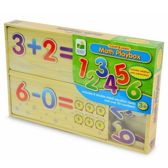 The Learning Journey Count & Learn Math Playbox Now .10 (Was .99)