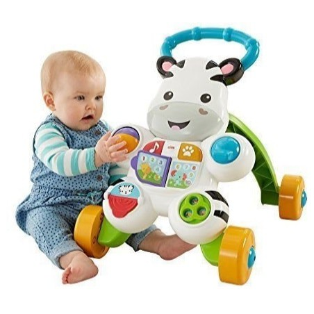 Fisher-Price Learn with Me Zebra Walker Now .99 (Was .99)