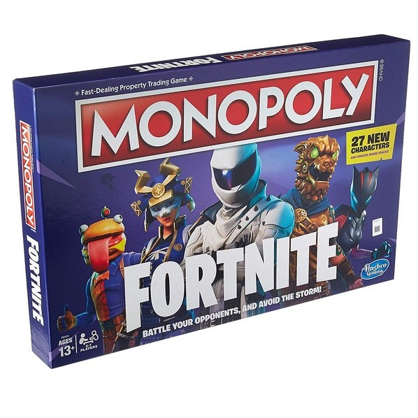 Monopoly: Fortnite Edition Board Game Now .99 (Was .99)