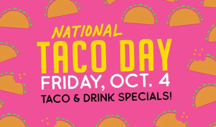 2019 National Taco Day Freebies & Deals