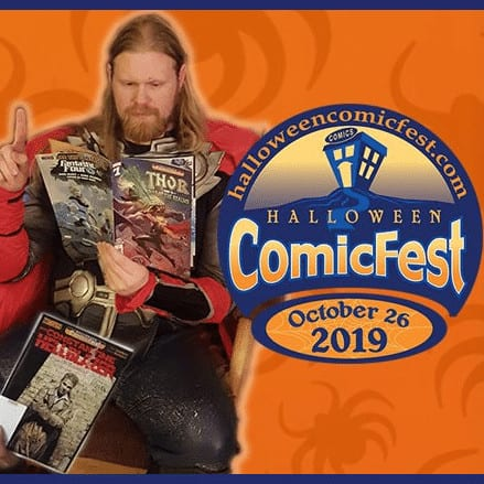 FREE Comic Book Day is October 26th