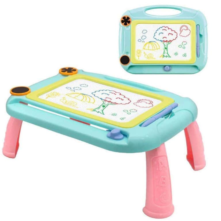 Kids Magnetic Drawing Board with Holder Now .99 (Was )