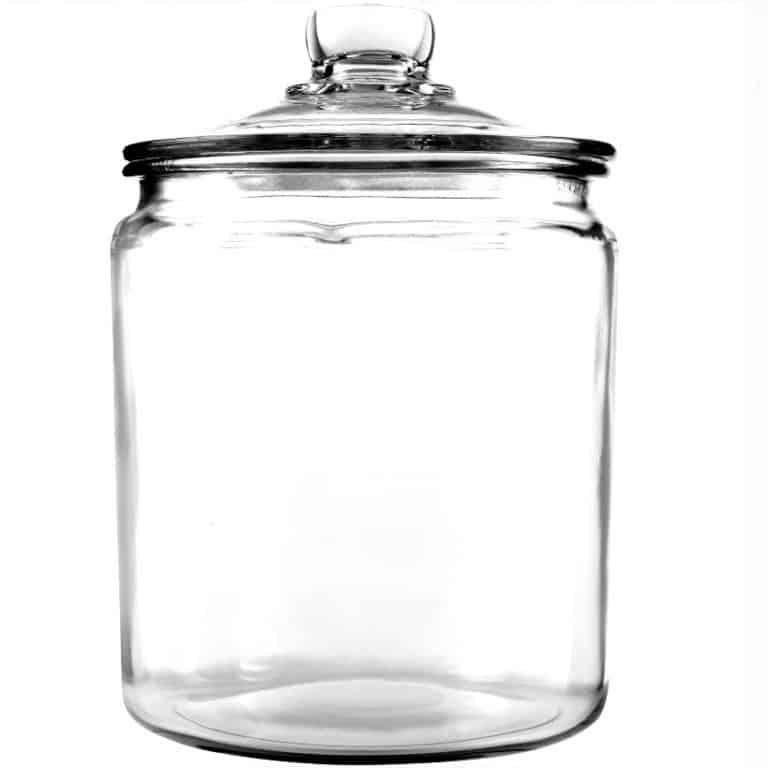 FREE Anchor Hocking Glass Heritage Jar