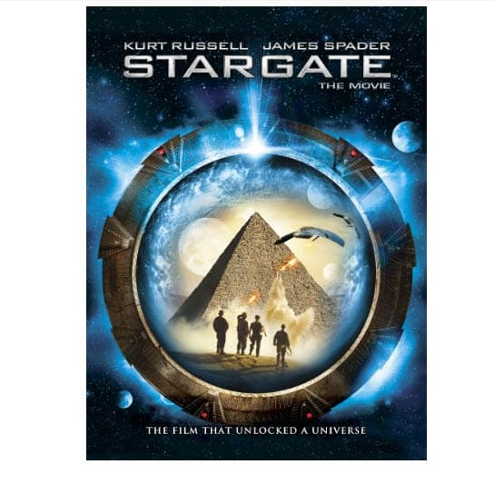 Buy Digital Movies for .99 Each - Stargate, Overboard, The Frighteners, and More!
