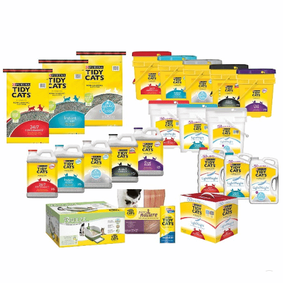 Buy 1 Get 1 40% Off Cat Litter at Target + Stacking 15% off Offer = 25 lbs ONLY .73