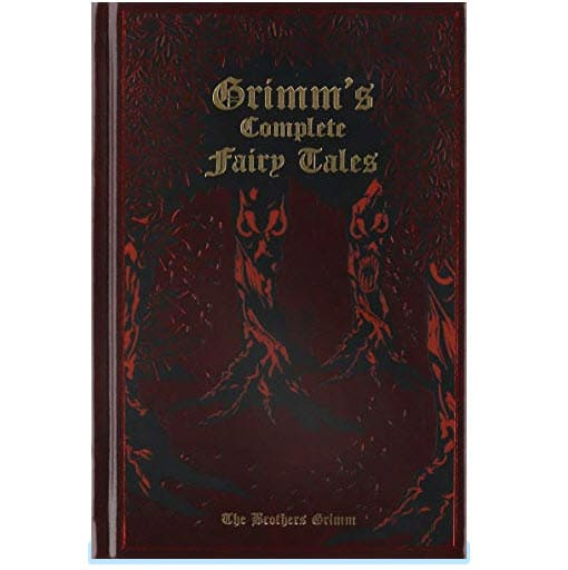 Grimm's Complete Fairy Tales Book Now .79 (Was .99)