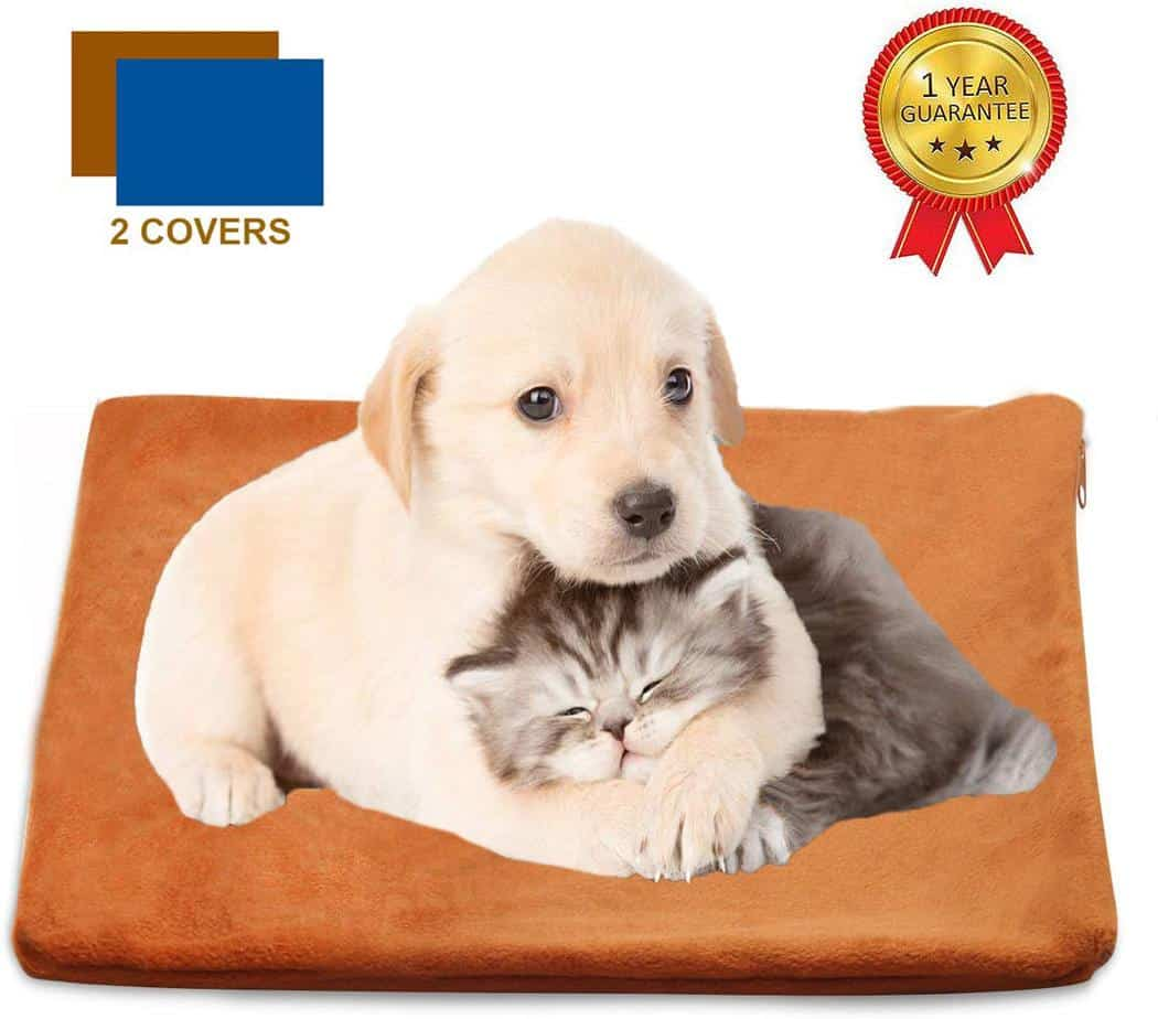 TAJARLY Electric Heating Pad for Dogs and Cats Now .79 (Was )