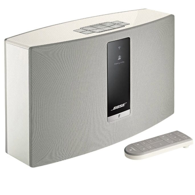 Bose SoundTouch 20 Wireless Speaker, Works with Alexa Now 9.99 (Was 9.00)