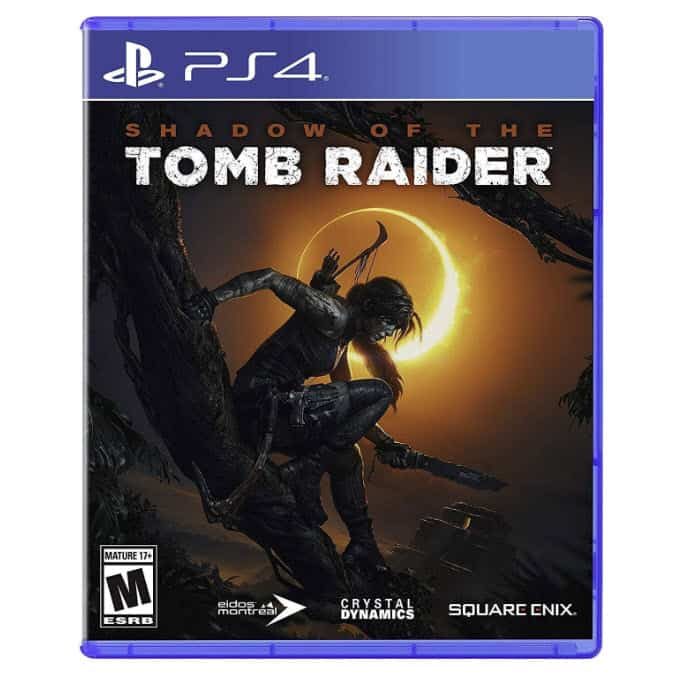 Shadow of the Tomb Raider - PlayStation 4 Now .99 (Was .99)