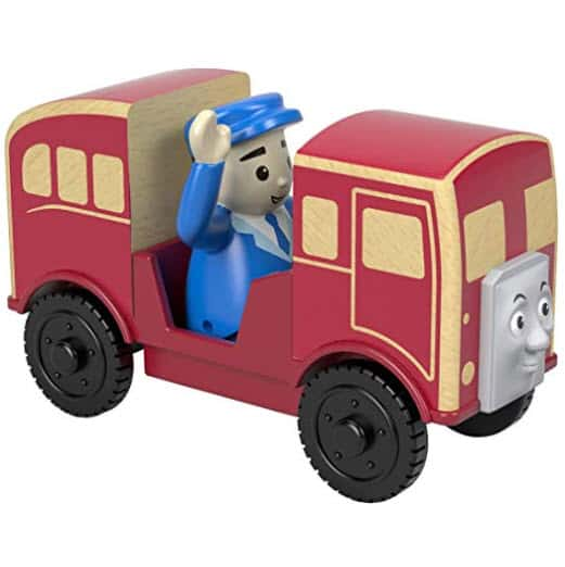 Fisher-Price Thomas & Friends Wood, Bertie Now .03 (Was .99)