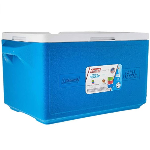 Coleman 48 Can Party Stacker Cooler Now .93 (Was )