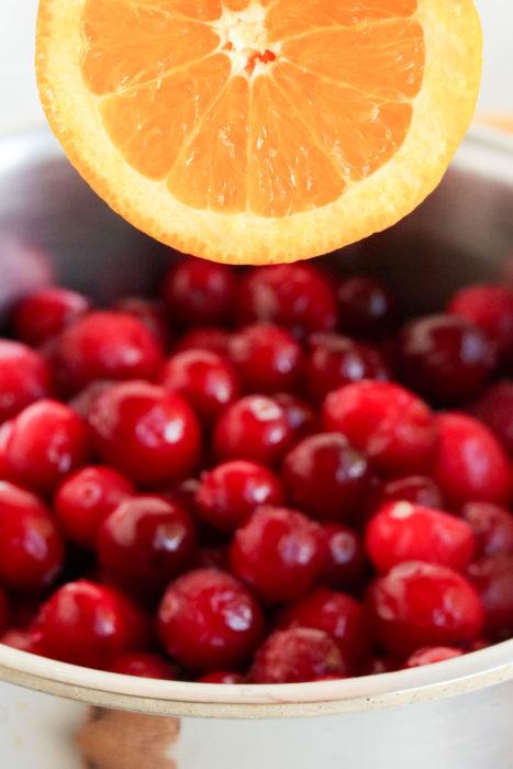 Cranberry-Orange-Sauce